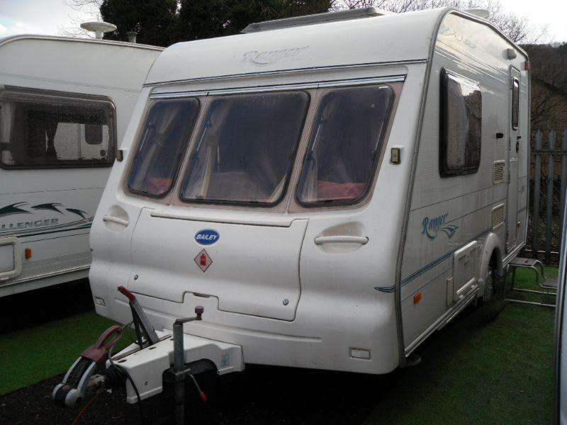 bailey ranger 380 Caravan Photo