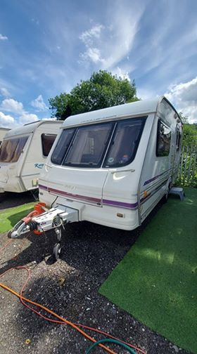 *SOLD*SOLD*swift challenger SE 400 Caravan Photo
