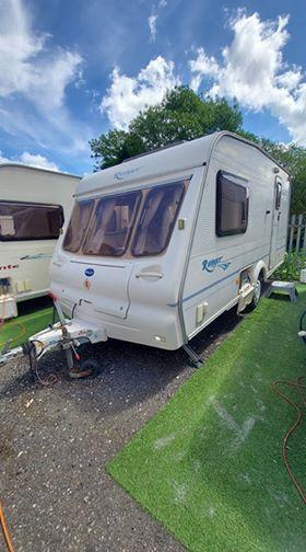 bailey ranger 460-2 Caravan Photo