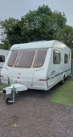 swift fairway 570 Caravan Photo