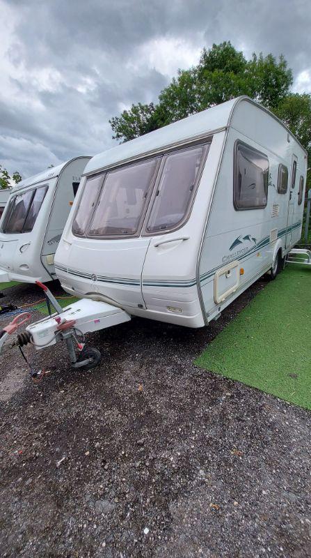 swift challenger 490lse Caravan Photo