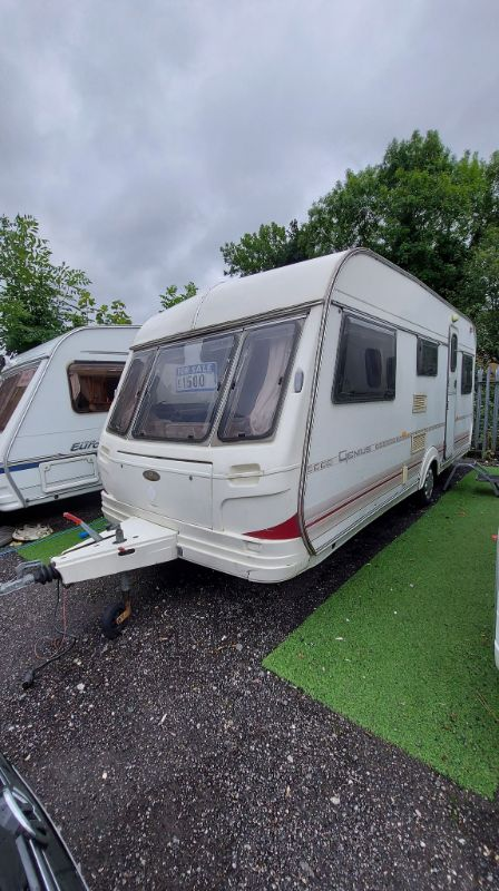 *sold* *sold* coachman genius 500-5 SE Caravan Photo