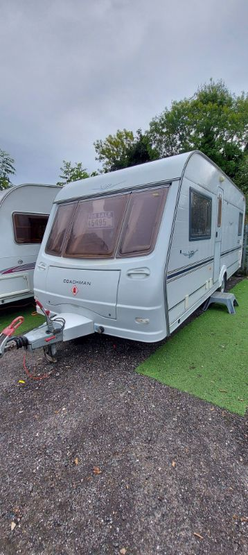 *SOLD SOLD* coachman VIP 530-4 Caravan Photo