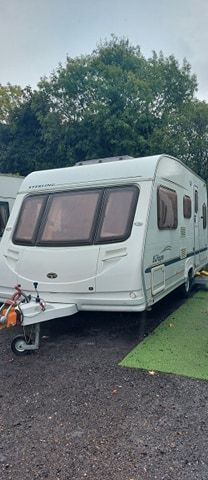 *SOLD SOLD* Sterling Europa 500 Caravan Photo