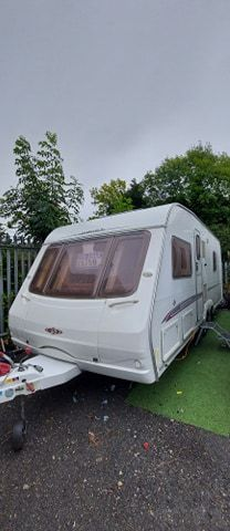 Swift Conqueror 630-SAL Caravan Photo