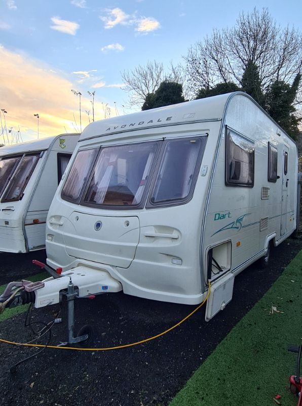 Avondale Dart 510-5 Caravan Photo