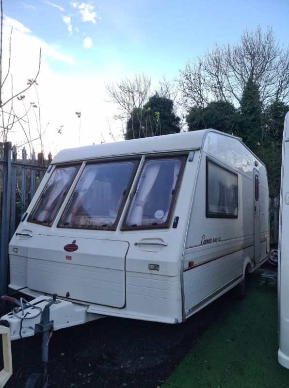 Bessacarr Cameo 440SL Caravan Photo