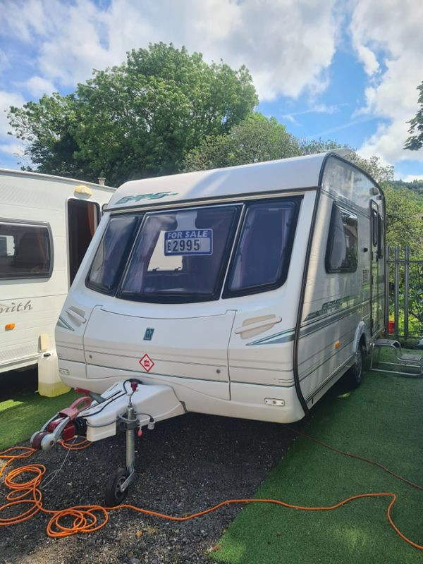 abbey GTS vogue Caravan Photo