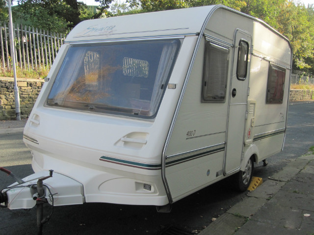 Abi Sprinter 400d Caravan Photo