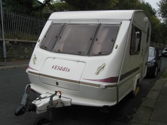Elddis Wisp 350/2 Caravan Photo