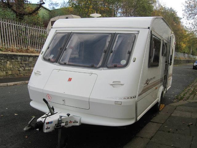 Elddis Firestorm 500/5 Caravan Photo