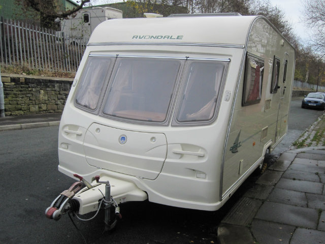 Avondale Dart 505 Caravan Photo