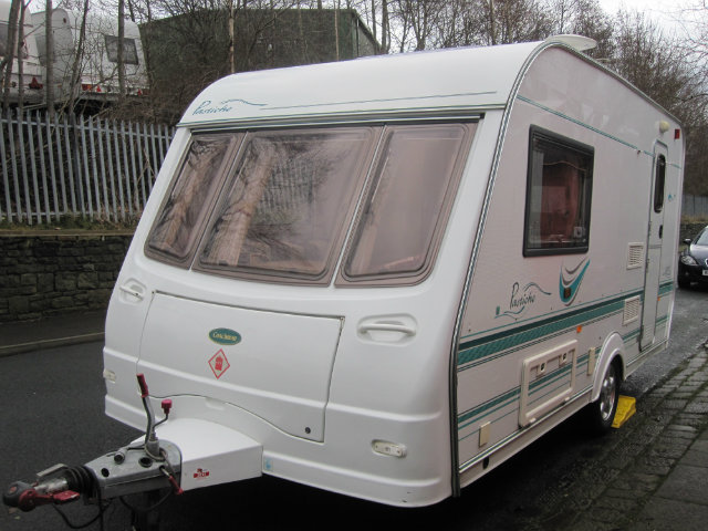 Coachman Pastiche 420/2 Caravan Photo