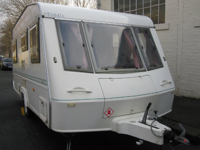 Elddis Crown Regent Caravan Photo