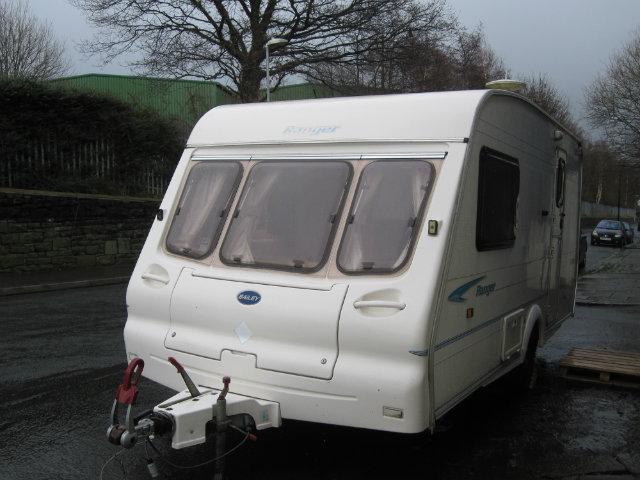 Bailey Ranger 460/2 Caravan Photo