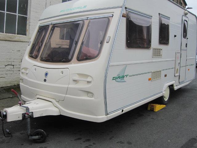 Avondale Dart 475/4 Caravan Photo