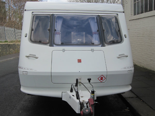 Elddis Firestorm 400/4 Caravan Photo