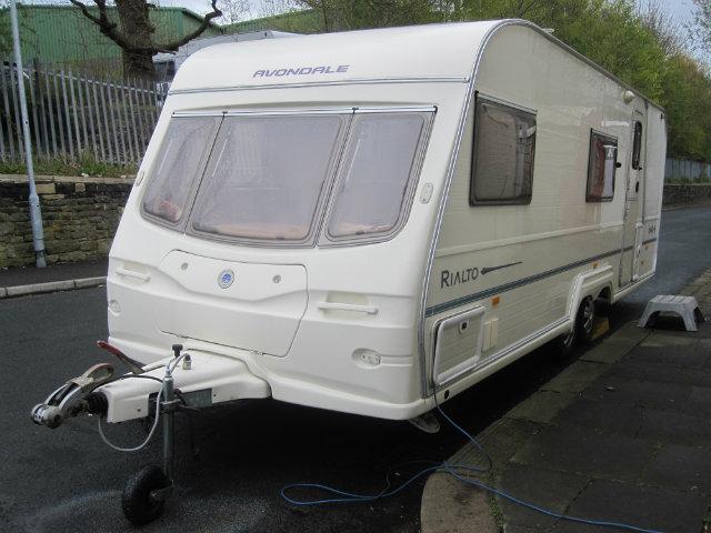 Avondale Rialto 640/6 Caravan Photo