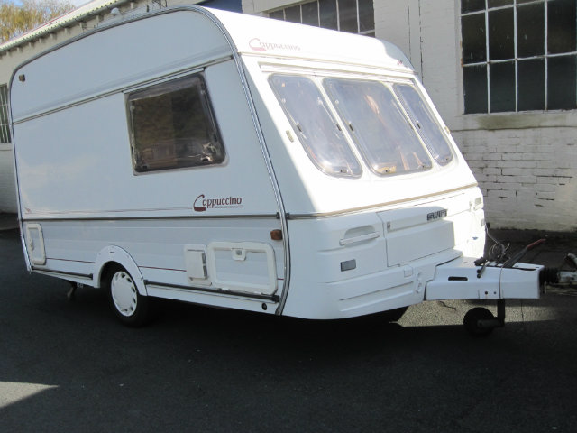 Swift Cappuccino  Caravan Photo