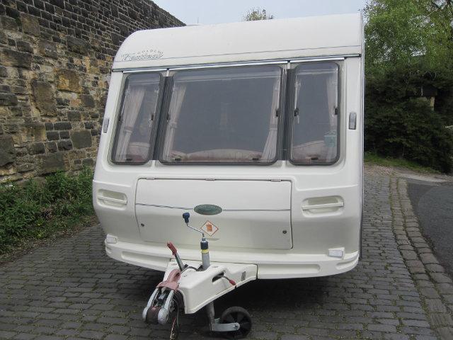 Coachman Festival Mirage Caravan Photo