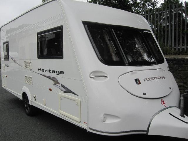 *SOLD SOLD SOLD*Fleetwood Heritage 490/2 Caravan Photo