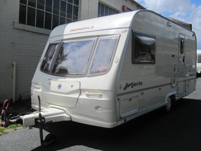 Avondale Argente 480/2 Caravan Photo