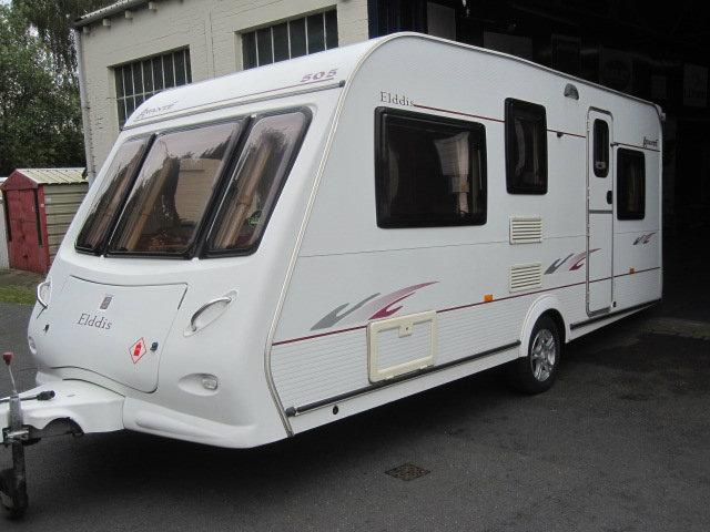 Elddis Avante 505 Caravan Photo