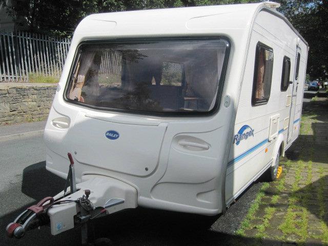 Bailey Ranger 470/4 Caravan Photo