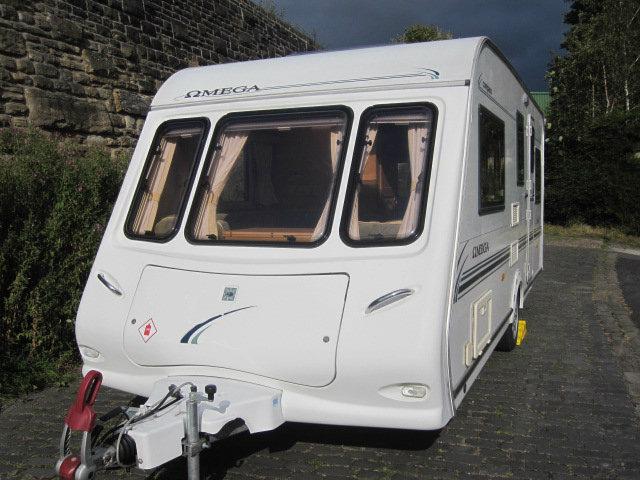 Compass Omega 505 Caravan Photo