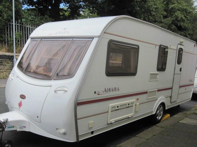 Coachman Amara 520/4 Caravan Photo