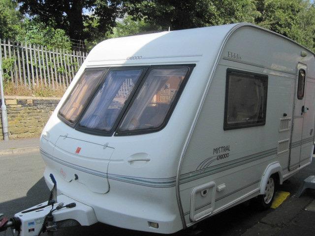 Elddis Mistral ex2000 Caravan Photo