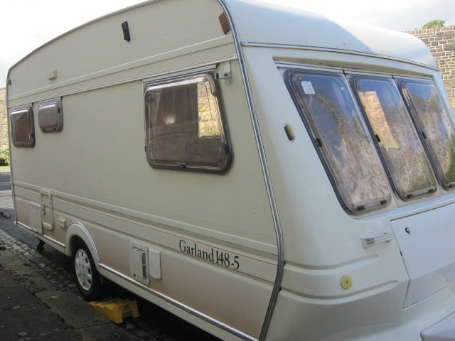 Fleetwood Garland 148/5 Caravan Photo