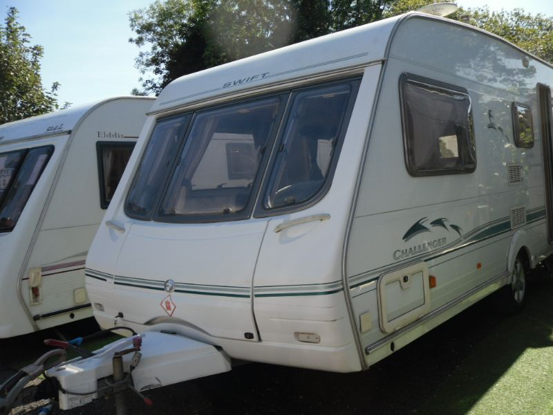Swift Challenger 530se Caravan Photo