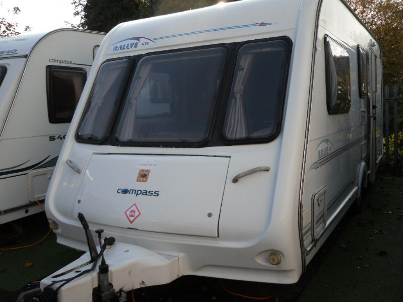Compass Rallye GTE Caravan Photo