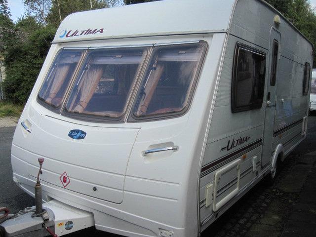 Lunar Ultima eb Caravan Photo