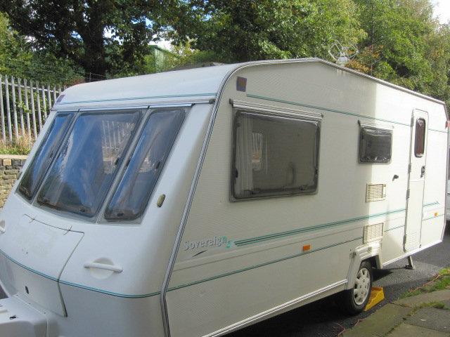 Elddis Crown Sovereign Caravan Photo
