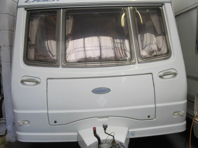 Coachman Laser 590/4 Caravan Photo