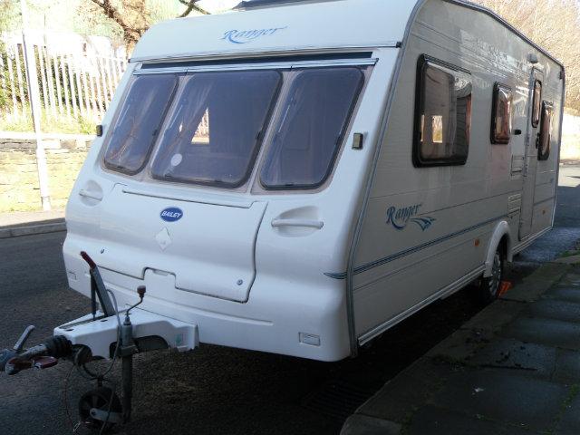 Bailey Ranger 500/5 Caravan Photo