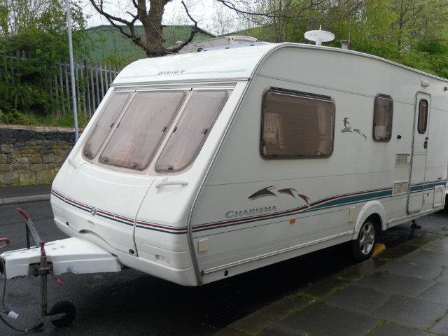 Swift Charisma 560 Caravan Photo