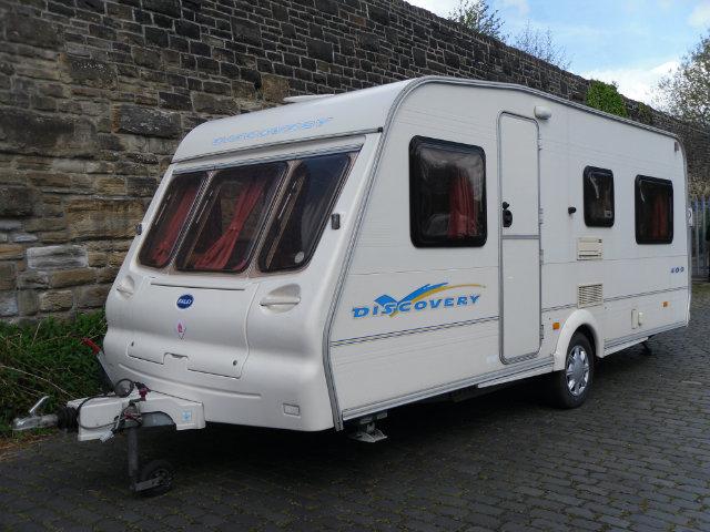 Bailey Discovery 400 Caravan Photo