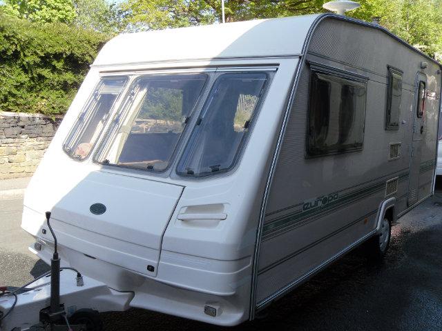 Sterling Europa 520mb Caravan Photo