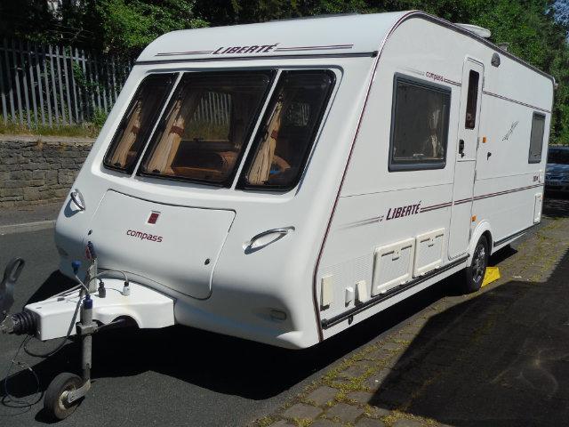 Compass Liberte 18/4 Caravan Photo