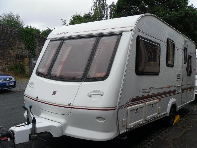 Elddis Tobago 505 Caravan Photo