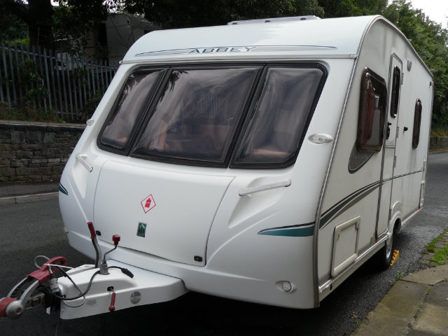 Abbey Aventura 317 Caravan Photo