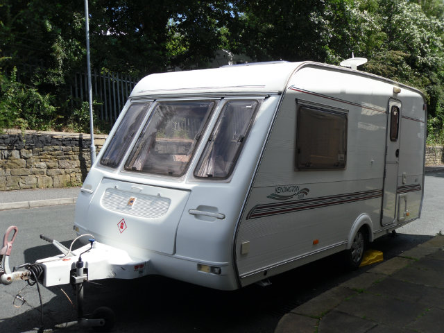 Compass kensington 460/2 Caravan Photo
