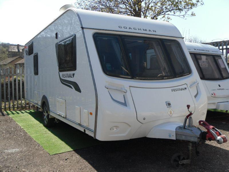 Coachman Amara 570/6 Caravan Photo