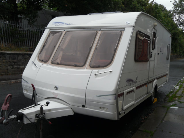 Swift Lifestyle 500 Caravan Photo