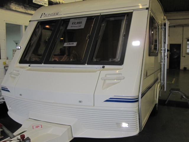 ABI Pioneer 380/2 Caravan Photo