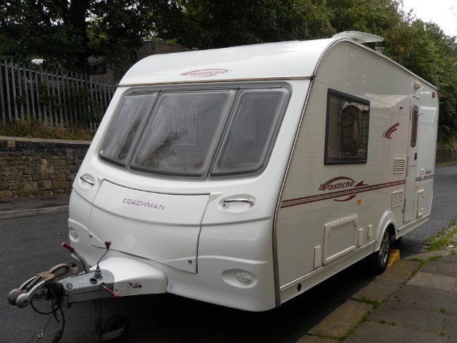 Coachman pastiche 460/2 Caravan Photo