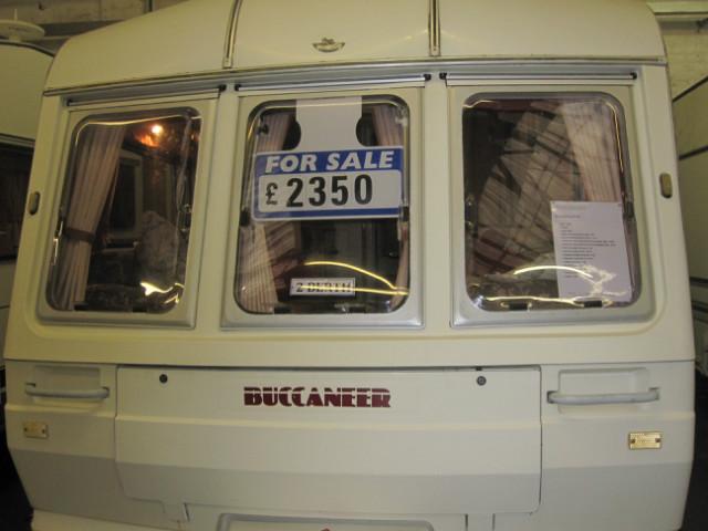 Buccaneer Elan 15 Caravan Photo